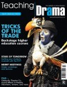 Cover Teaching Drama - Aut 1, 2012
